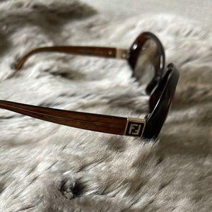 Fendi Summer Trendy Sunglasses
